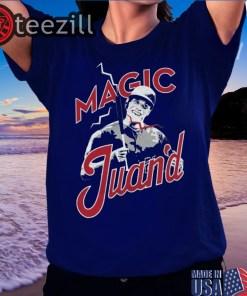 Magic Juand Tee Sports Shirts