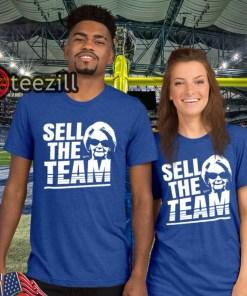 Martha Ford Sell The Team Shirt Tshirt