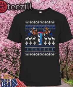 Reinbeer Bud Ice Sweatshirt Reindeer Beer Christmas Shirt Beer Ugly Sweater Xmas Gift