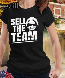 Women's Martha Ford Sell The Team Shirts