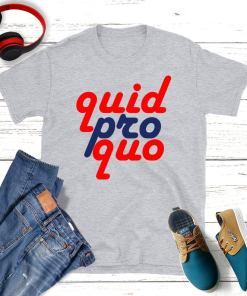 quid pro quo t-shirt