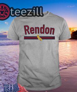 Anthony Rendon Shirt Los Angeles Baseball Tshirts