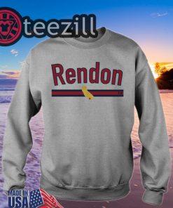 Anthony Rendon Shirts Los Angeles Baseball Tshirt