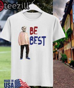 #BeBest Trump - Be Best T-Shirt