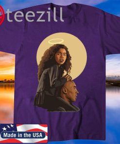 Kobe and Gigi Rip Father and Daughter T-Shirt