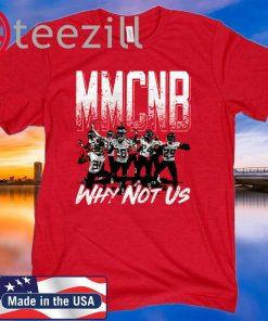 LOGAN RYAN MMCNB WHY NOT US 2020 SHIRT