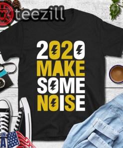 New Years, New Years shirt 2020 make some noise New Years T-Shirt