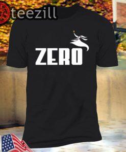 Nightmare Before Christmas Zero Shirt