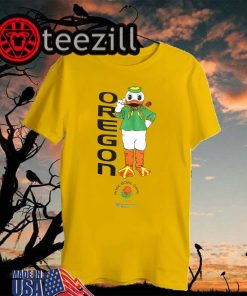 Oregon Ducks Football Rose Bowl Victory T-shirt