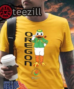 Oregon Ducks Football Rose Bowl Victory T-shirts