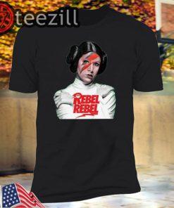 Princess Leia Rebel T Shirt Star Wars