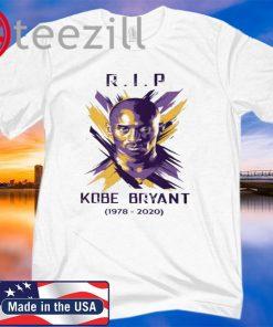 RIP KOBE BRYANT 1978 - 2020 SHIRT, hoodie, sweatshirt