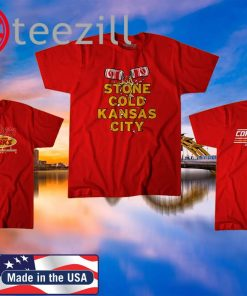 Released three new Kansas City shirts after historic win shirt