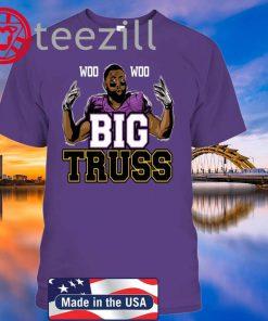WOO WOO BIG TRUSS T-SHIRT