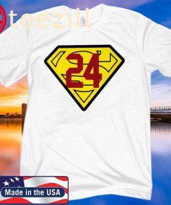 Kobe Bryant Superman Tee Shirt - Dwight Howard
