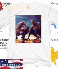 Official Michael Jordan Lebron James RIP Kobe Bryant 2020 Shirt
