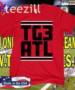TG3 ATL - Atlanta Falcons Shirt Limited Edition