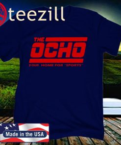 THE OCHO - YOUR HOME FOR SPORT T-SHIRT