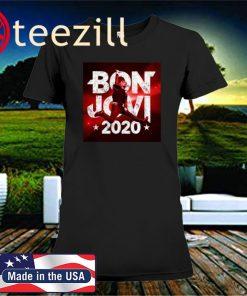 Bon Jovi 2020 Shirt