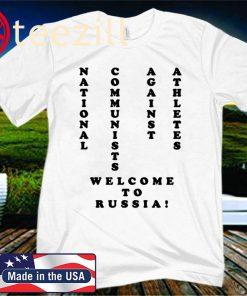 Brian Bosworth NCAA Team T-Shirt