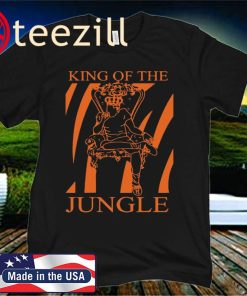 King Of The Jungle 2020 T-Shirt