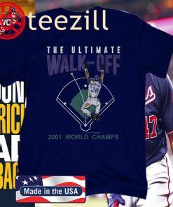 Luis Gonzalez T-Shirt The Walk-Off, Arizona - MLBPAA