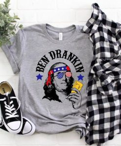 Ben Drankin Shirt, Ben Drankin, Ben Drankin Womens, July 4th Children's Gift, 4th of July Shirt, Forth of July, 4th July Gift, 4th of July