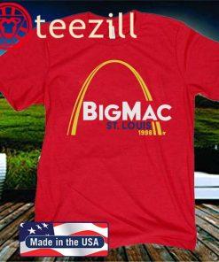 Big Mac 1998 St Louis 2020 T-Shirt