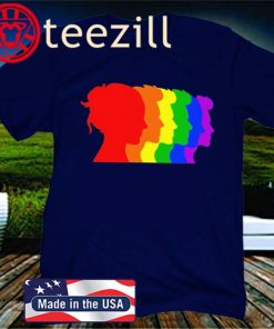 LGBT We The People Means Everyone 2020 Women's Shirt