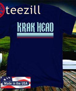Krak Head 2020 Shirt - Seattle Hockey