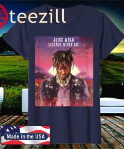 Legends fan Never Die 2020 Shirt