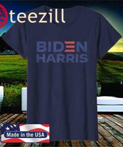 Biden Harris 2020 Logo Unisex Shirt