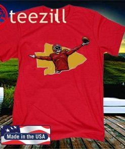 KC Killa 2020 Shirt Kansas City Football
