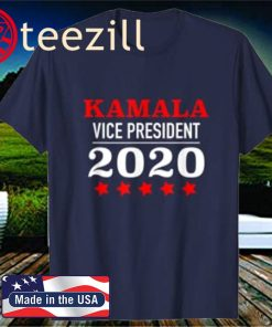 Kamala Harris Vice President Shirt