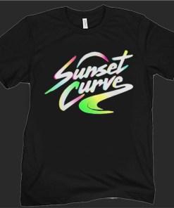 Julie And The Phantoms Sunset Curve Band Shirt