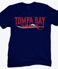 Tompa Bay T-Shirt - Tampa City Football