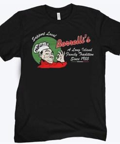 BORRELLI'S TEE SHIRT