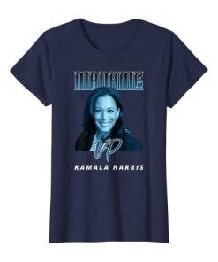 Biden Inauguration Day Madam Vice President Tee Kamala Harris Shirt