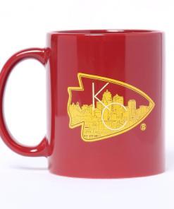 Kansas City Arrowhead Mug Gift