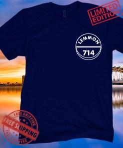 Lemmon 714 Logo Shirt