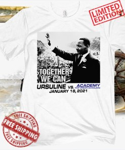 Limited Edition Martin Luther King Tee Shirt