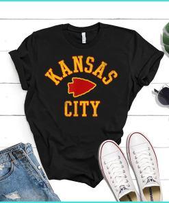 Logo Kansas City KC Womens Mens Kids T-Shirt