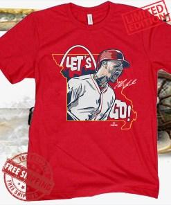 Let's Go Arenado Shirt St. Louis - MLBPA Licensed