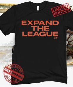 Expand the League Shirt - Women's National Basketball