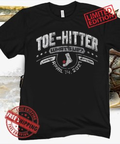 TOE-HITTER WHAT'S UP? T-SHIRT CHICAGO SPORTS