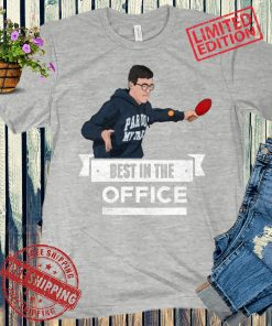 BEST IN THE OFFICE PING PONG SHIRT