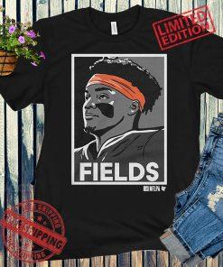 FIELDS Shirt + Unisex, Justin Fields - NFLPA Licensed