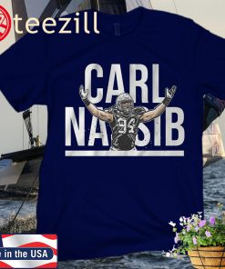 That's Carl Nassib Character Las Vegas Raiders Shirt