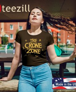 The Crone Zone San Diego Baseball Premium Shirt