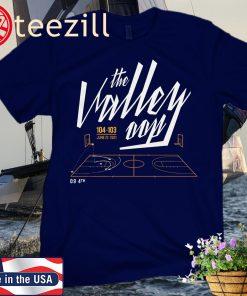 Valley Oop Phoenix Basketball Classic T-Shirt